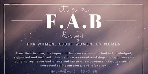 It's a F.A.B. Day!