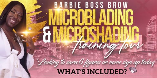 Microblading Training Course -$699