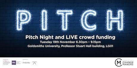 Pitch Night tickets