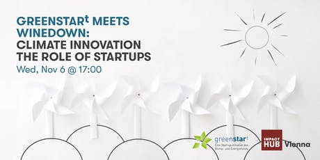 greenstar(t) meets WineDown: Climate Innovation - The Role of Startups tickets