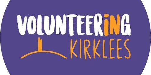 Volunteering Kirklees Network Meeting