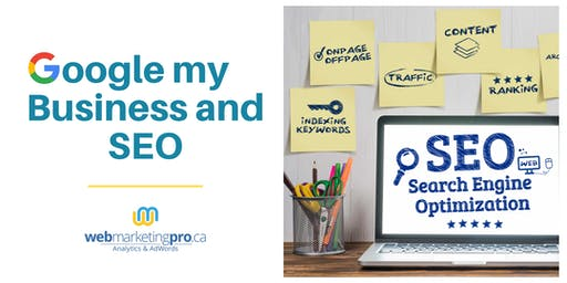 Google my Business and SEO!