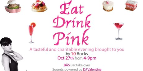 Eat, Drink Pink | A Tastefully & Charitable Event for Breast Cancer tickets