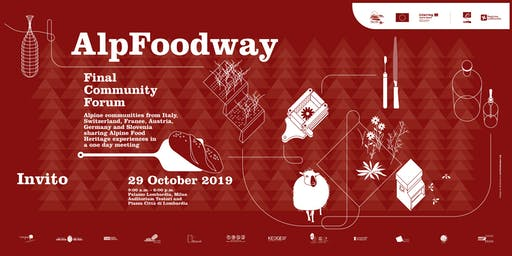 ALPFOODWAY  FINAL COMMUNITY FORUM