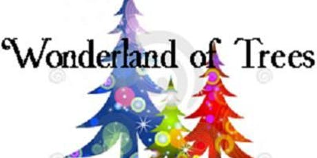 18th Annual Wonderland of Trees Kickoff tickets