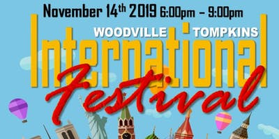 2019 Woodville Tompkins International Festival
