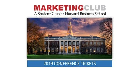 2019 Conference: The Future of Marketing tickets