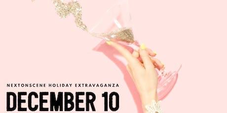 NEXTonSCENE Holiday Shopping Extravaganza tickets