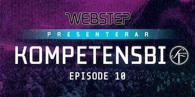 Webstep Kompetensbio - Uppsala 2019