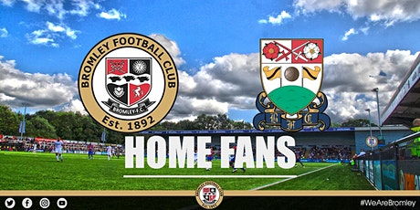 Bromley v Barnet (HOME FANS) tickets
