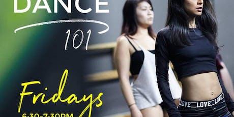 HEELS 101 w/ Sabina 6:30pm tickets