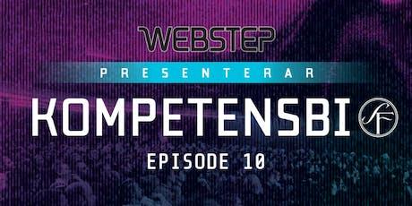 Webstep Kompetensbio - Stockholm 2019 biljetter