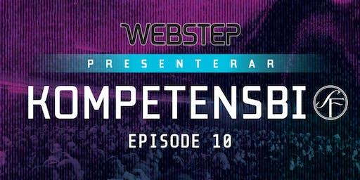Webstep Kompetensbio - Stockholm 2019