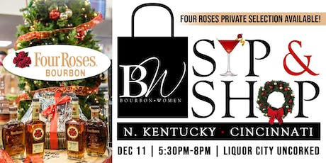 Bourbon Women Annual Holiday Sip & Shop - Covington, KY tickets