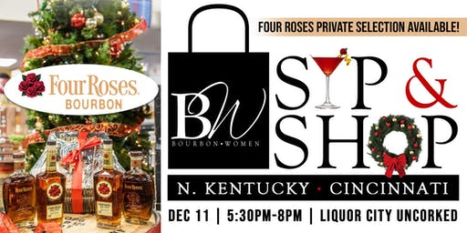 Bourbon Women Annual Holiday Sip & Shop - Covington, KY
