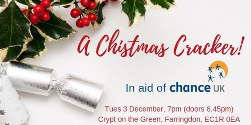 A Christmas Cracker for Chance UK