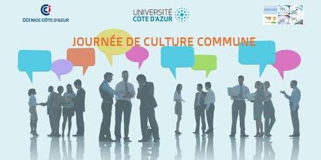 Journée de Culture Commune tickets
