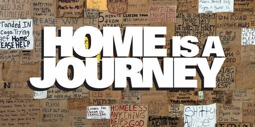 HOME IS A JOURNEY