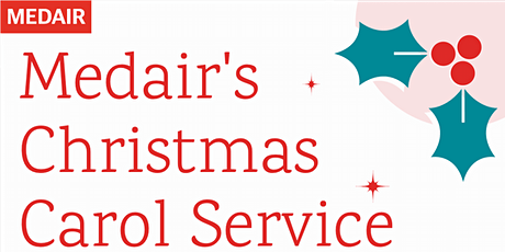 Medair's Christmas Carol Service tickets