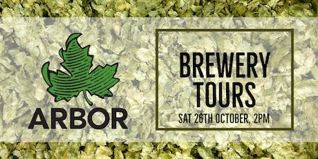 Arbor Ales Brewery Tour tickets