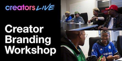 Creator Branding Workshop