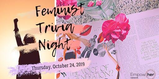 Feminist Trivia Night