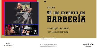 Sé un experto en Barbería : Yilho Barbería