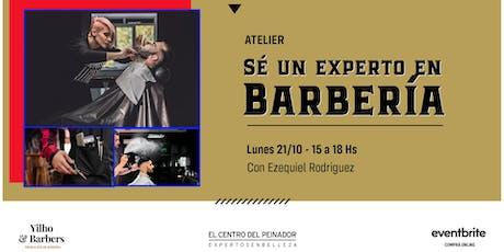 Sé un experto en Barbería : Yilho Barbería entradas