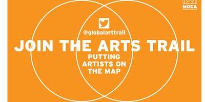 REDBRIDGE ART FAIR - SYNCHRONICITY 2020, GLOBAL ART TRAIL