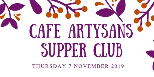 Cafe Artysans Supper Club