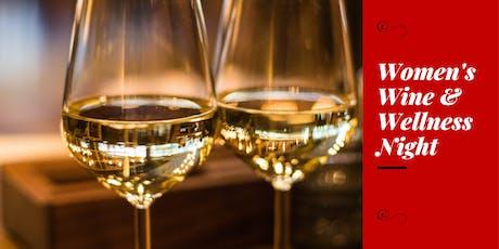 Women's Wine & Wellness tickets