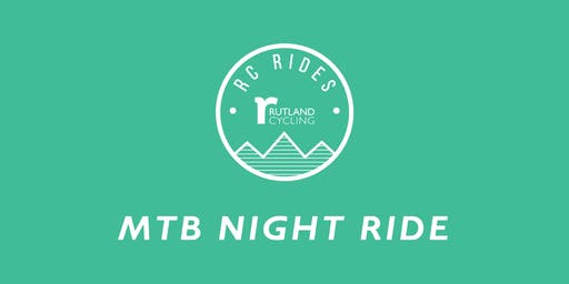Night MTB Rides - Pitsford
