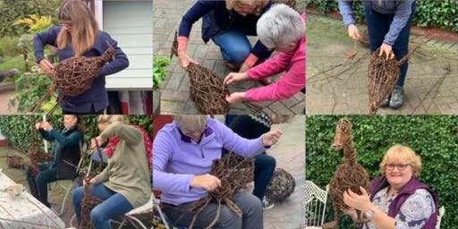 Winter-Time Willow Weaving