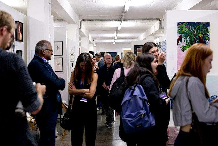 Roy's Art Fair: London image