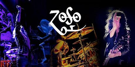 Zoso tickets