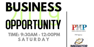 BUSINESS OPPORTUNITY & NETWORKING