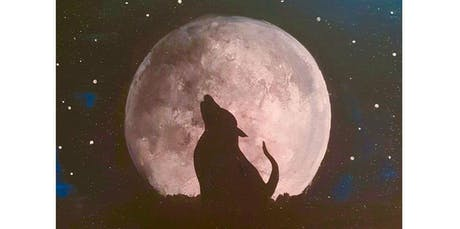 Howl At The Moon! 10/18 7PM (2019-10-18 starts at 7:00 PM) tickets