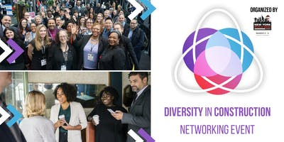 New York Build 2019-Diversity in Construction Networking Event