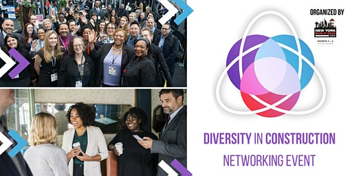 New York Build 2020-Diversity in Construction Networking Event