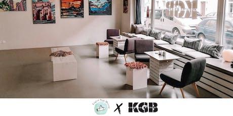 Yoga x Kunstgaleriebar I Munich *bring a mat Tickets