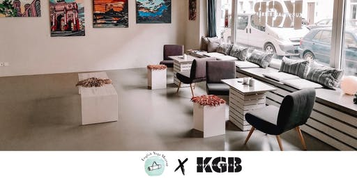 Yoga x Kunstgaleriebar I Munich *bring a mat