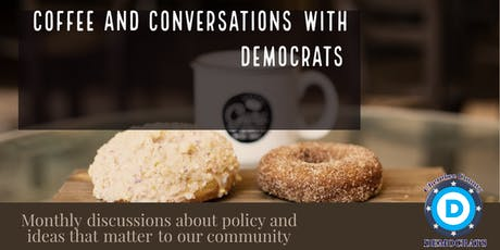Cherokee Democrats Coffee and Conversations- Fair Fight 2020 tickets