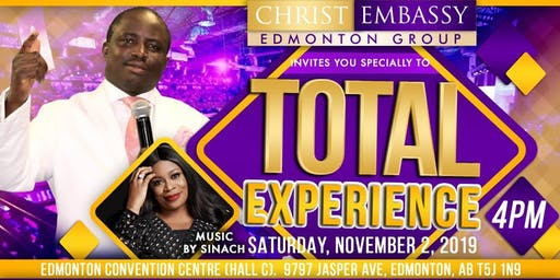 Total Experience (featuring Sinach)
