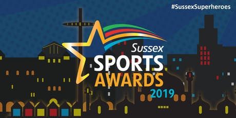 Sussex Sports Awards 2019 tickets