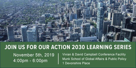 Action 2030 Learning Series tickets