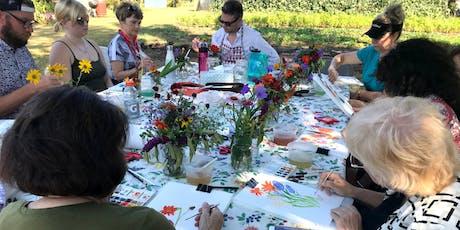 Art in the Garden October tickets