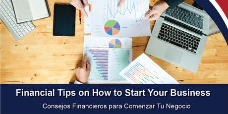 Financial Tips on How to Start Your Business FREE COURSE tickets