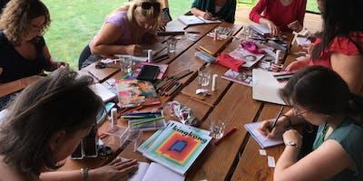 Cycle Auto-bien-être avec le Journal créatif
