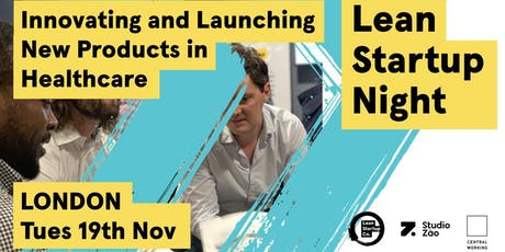 Innovating and Launching New Products in Healthcare tickets