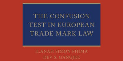 Book Launch: The Confusion Test in European Trade Mark Law